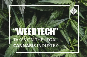 """WeedTech"" Takes on the Legal Cannabis Industry"